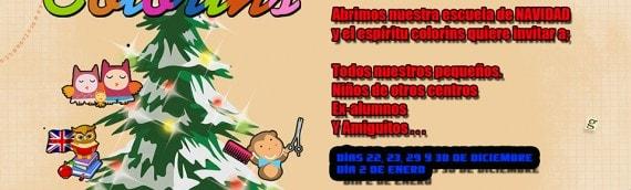 Escuela de Navidad en Escuela infantil valencia Colorins